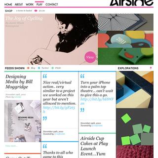 Digi Nut Ltd - Ecommerce Designer / Developer - Airside Play