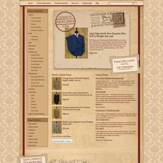 Stuart Whitman - Ecommerce Designer - Savvy Row