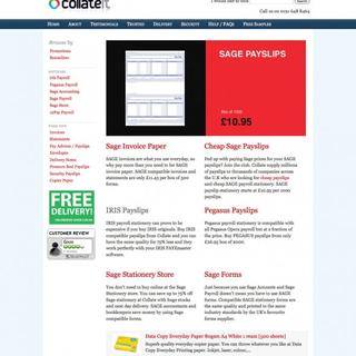Stuart Whitman - Ecommerce Designer - Collate