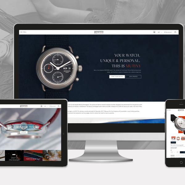 The Eyelash Emporium homepage