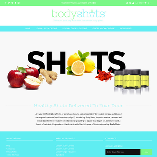 Shopify E-commerce Web Design