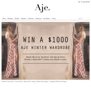 Aje Boutique