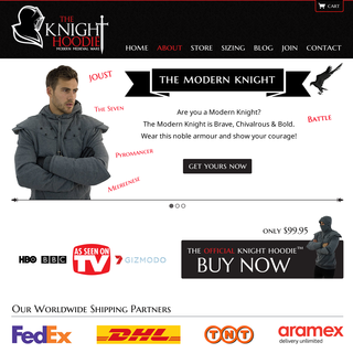 www.KnightHoodies.com