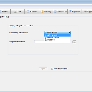 QuickBooks Integration options