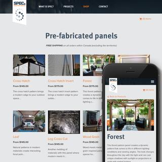 FLIPP Advertising Inc. - Ecommerce Designer / Developer / Photographer / Marketer - specperforation.com | Branding and Shopify Site