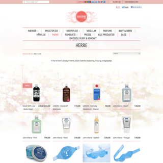 SooLuxury is a beauty shop that sells luxury wellness items.