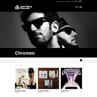 Fancy Boys - Ecommerce Designer - lastgang.com