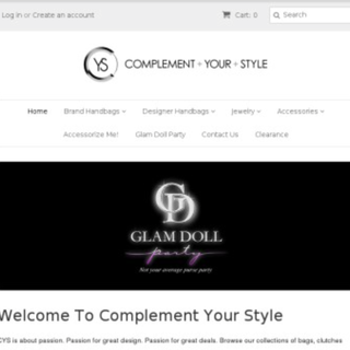 Complement Your Style Build Out