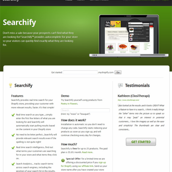 Searchify