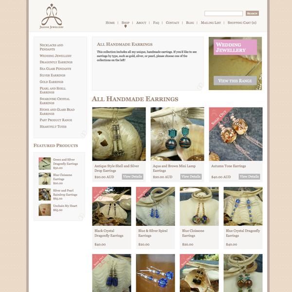 Jeanne Jewellery shop