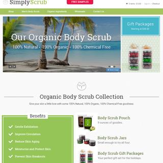 SimplyScrub.com