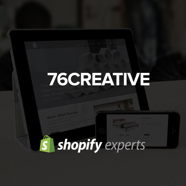 76CREATIVE SHOPIFY EXPERTS AUSTRALIA