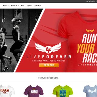 liveforever77.com