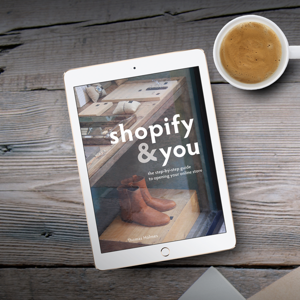 Shopify & You ebook