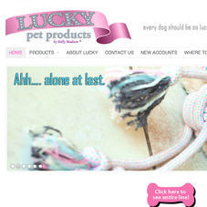 Holly Madison / Lucky Pet Products Official Store