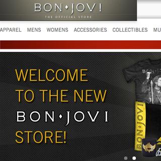 Bon Jovi Official Store