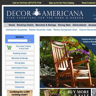 Decor Americana Store