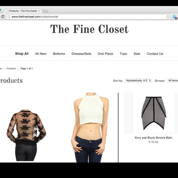 The Fine Closet
