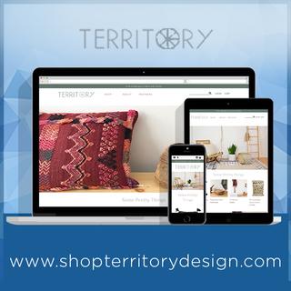 Shop Territory Design