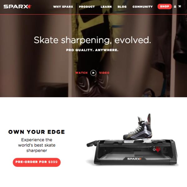www.sparxhockey.com