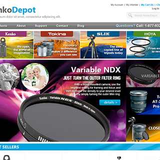 Executionists, Inc. - Ecommerce Designer / Marketer - Kenko Depot