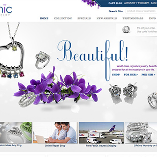 Executionists, Inc. - Ecommerce Designer / Marketer - Chic Jewelry