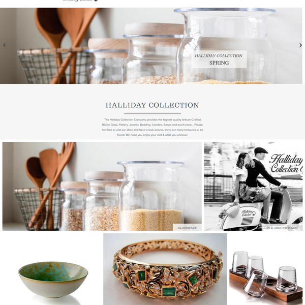 Halliday Collections https://goodii-homeandcottage.myshopify.com/