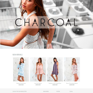 Xtreme Solutions Ltd. - Ecommerce Designer / Setup Expert - http://charcoal-online.myshopify.com the wormen dresses