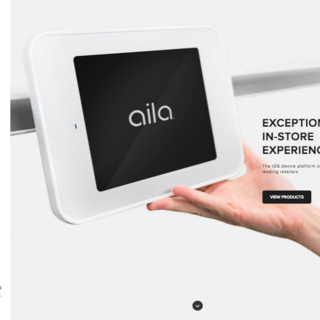 Aila Technologies - Logo, Interactive Design, eCommerce