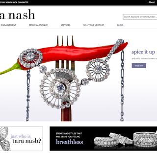 Tara Nash - Branding, Interactive, eCommerce