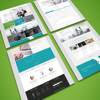 Pacific54 - Ecommerce Marketer - Ez Melts Website Redesign Concept