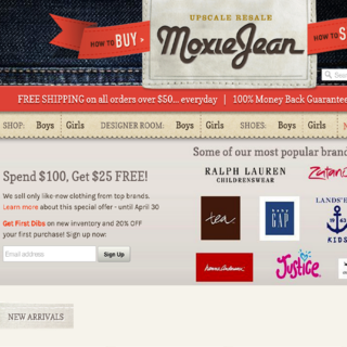 moxiejean.com