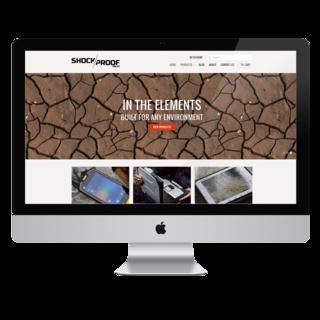 Shockproof.com.au - Responsive Web Design
