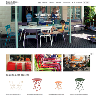 FrenchBistroFurniture.com