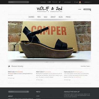 Wolf & Zed Footware