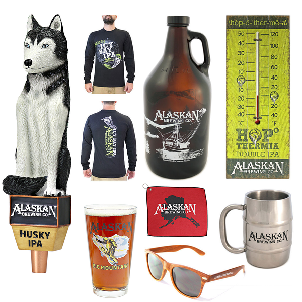 Product Photography for Alaska Brewing Co