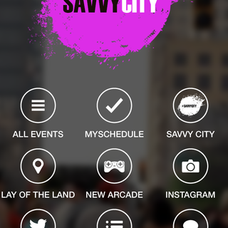 Savvy City App