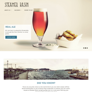 Steamer Basin Brewery