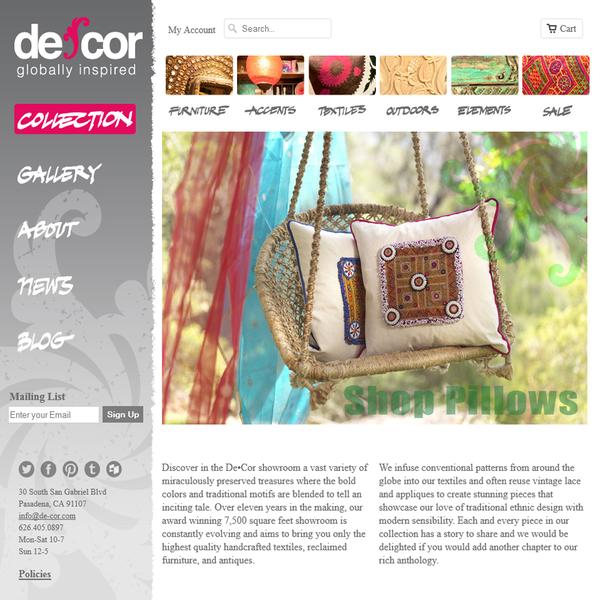 shopde-cor.com