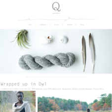 Quince & Co - store setup, bespoke theme, and order migration