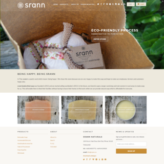 Srann - Thai Home Based, Natural Health Care Product