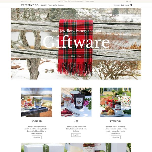 Prince Edward Island Preserve Company