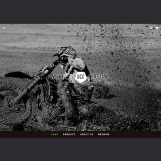 photography + website for MotorGuard MX