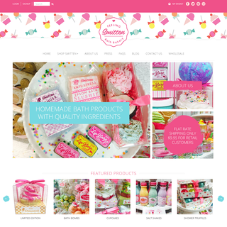 Curious Themes - Ecommerce Designer / Setup Expert - Glam Seamless Home Page