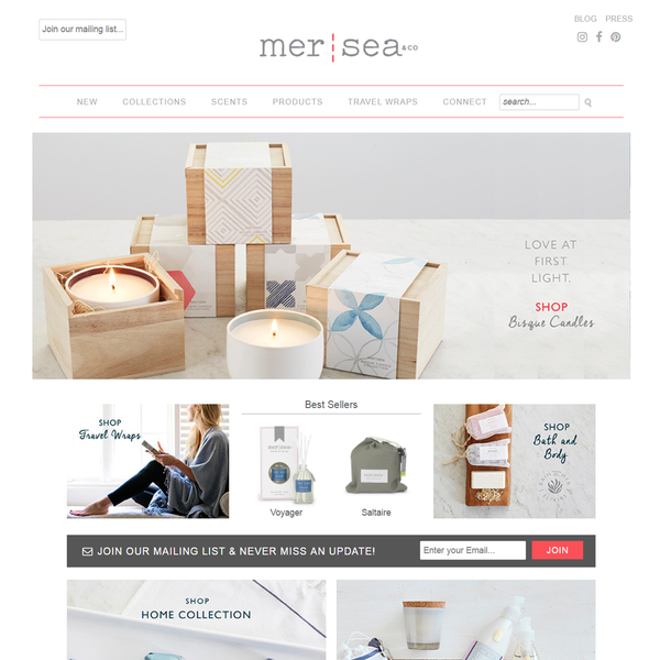 MerSea Home Page
