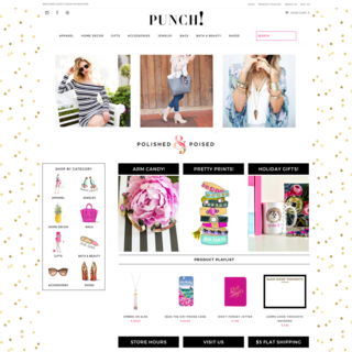 Curious Themes - Ecommerce Designer / Setup Expert - Simply Chickie Home Page