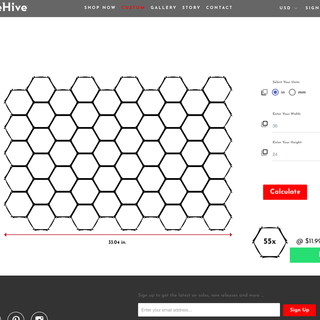 WineHive Product Customizer
