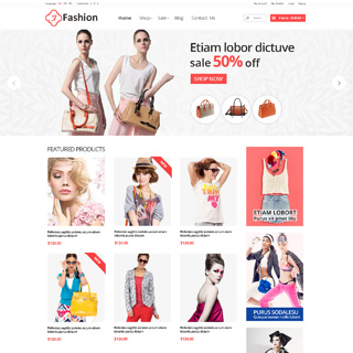 EMThemes - Ecommerce Designer / Developer - Fashion