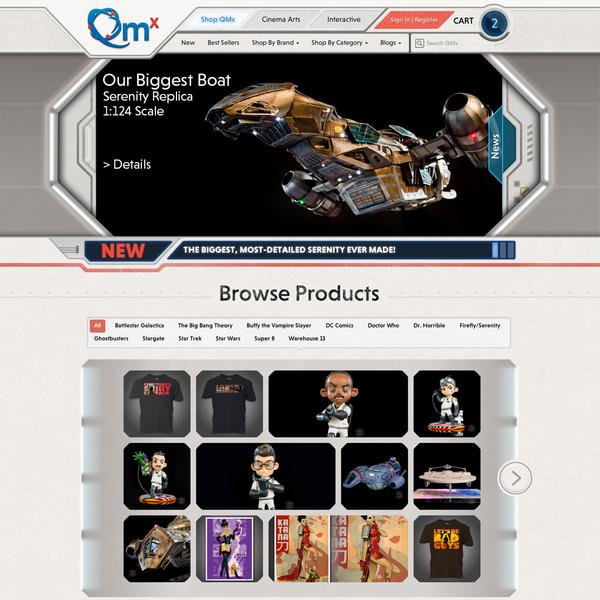 Qmx Online