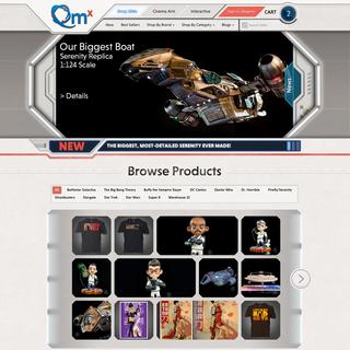 Red Tiki - Ecommerce Designer / Developer / Photographer - Qmx Online